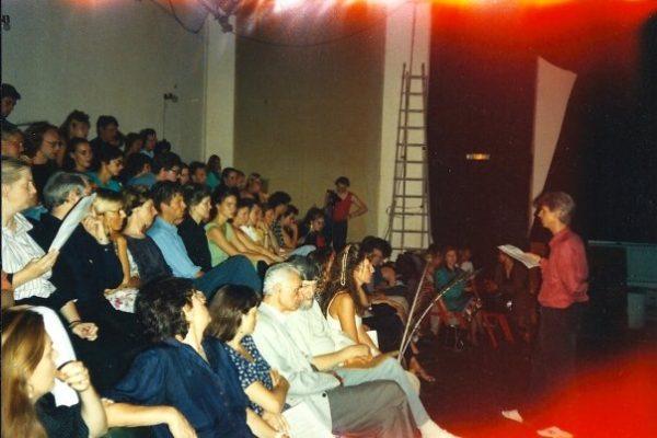 Michael Chekhov International Workshop, Berlin